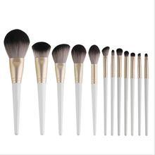 цена на CHMAKE Makeup brushes set professional 12 pcs/lot Makeup Brushes Set Eye Shadow Blending Lip Eyebrow Brush For Makeup Tool