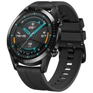 Image 2 - HUAWEI Watch GT 2 Global Version Smart Watch Bluetooth Smartwatch 5.1 Blood Oxygen Heart Rate Sleep 14 Days Battery Life