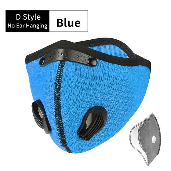 D Style Blue