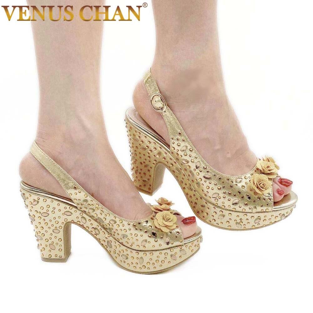 New Design Snake Print PU Leather Round Toe Women Sandals Fashion Ankle T-Strap Square Heel Elegant Dress Shoe Size37-42