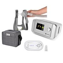 MOYEAH CPAP מכונה עם מיני CPAP מנקה מחטא שינה מסכת צינור אנטי לנחור הנשמה Cpap ציוד רפואי בריאות
