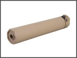 Тактильные вентиляторы SO COM II 14 мм по часовой стрелке модель Suppressor CNC Анодированный процесс алюминиевый Пейнтбол страйкбол Охотничьи аксесс...