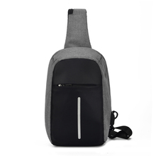 Hot sale Men and women casual chest bag outdoor leisure multi-function travel small