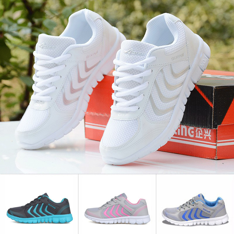 Sneakers Men Vulcanize Shoes 2019 Fashion Solid Lace-up Man Shoes Breathable Mesh Sneakers Men Casual Shoes