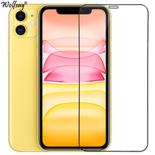 2PCS Tempered Glass For iphone 11 Screen Protector 9H Toughe