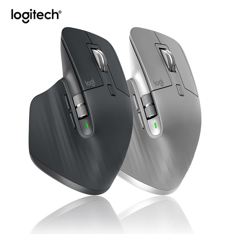 Logitech mx mestre 3 mouse/mx em qualquer lugar 2s mouse sem fio bluetooth escritório mouse com receptor sem fio 2.4g mx master 2s atualizar