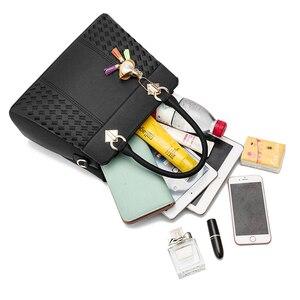 Image 5 - Nieuwe luxe handtassen vrouwen tassen designer tassen voor vrouwen 2019 bolsa feminina crossbody designer handtassen hoge kwaliteit shopper bag