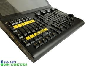 Image 2 - MA miniconsola Q0 DMX, Controlador de luz de escenario, DMX512, LED con cabezal móvil, Controlador de luz estroboscópica para DJ, discoteca, fiesta, Bar, luces