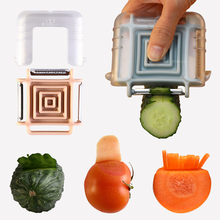 Peeler Steel Stainless Durable Multifunctional 3 Fruit 1 Potato In Grater Slicer RY-3