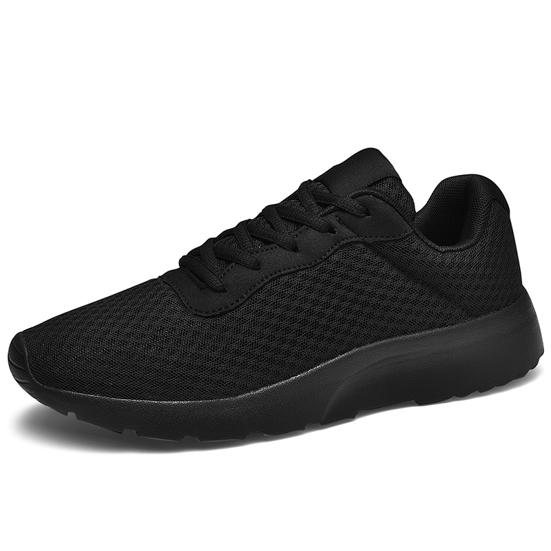 Sneakers Men Running Shoes Men Breathable Sport Shoes Elastic Light Jogging Sneakers Male Shoes Outdoor Walking Footwear Zapatos