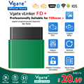 Vgate vLinker FD + ELM327 Bluetooth 4,0 FORScan для Ford wifi OBD2 автомобильный диагностический OBD 2 сканер J2534 автомобильный инструмент ELM 327 в 1 5