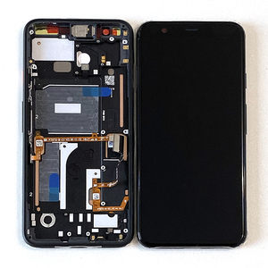 """Image 2 - 5.7"""" Original Supor Amoled  M&Sen For Google Pixel 4 LCD Screen Display+Touch Panel Digitizer Screen With Frame"""