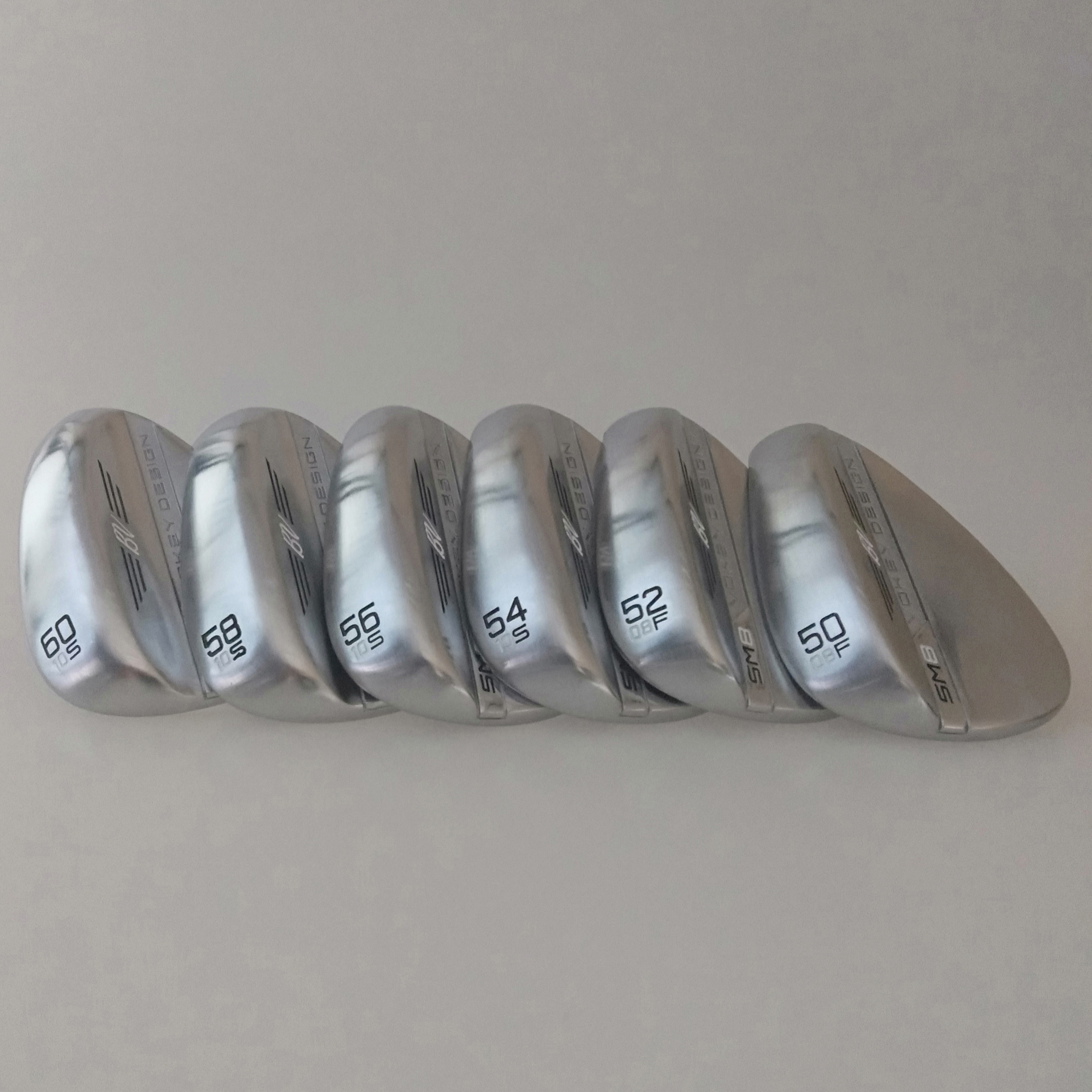Golf Clubs Sliver SM-8 Wedges 50-60 Graphite Golf Shafts With Headcover Wood Clubs Free Shipping
