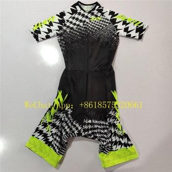 ROKA 2019 été hommes cyclisme combinaison trisuit triathlon cyclisme maillot ciclismo natation course vtt vélo serré vêtements