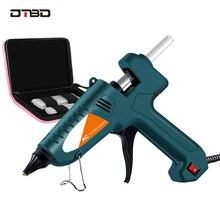 DTBD Melt Glue 200W 100-240(V)  Professional High Temperature Hot Melt Glue Gun Repair Tools Hot Glue Gun With 11MM  Stick Hot