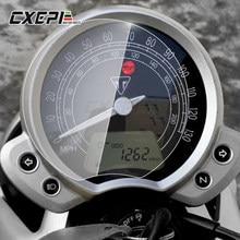Protecteur d'écran, Film anti-rayures, pour Triumph Street Twin 900 moto, compteur de vitesse, Cluster