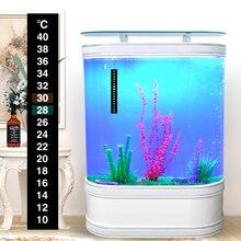 Аквариумный термометр стикер чувствительный температурный стикер