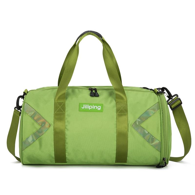 Новинка, Водонепроницаемая спортивная сумка, сухая, влажная, разделительная, сумки, для спорта на открытом воздухе, для мужчин и женщин, для