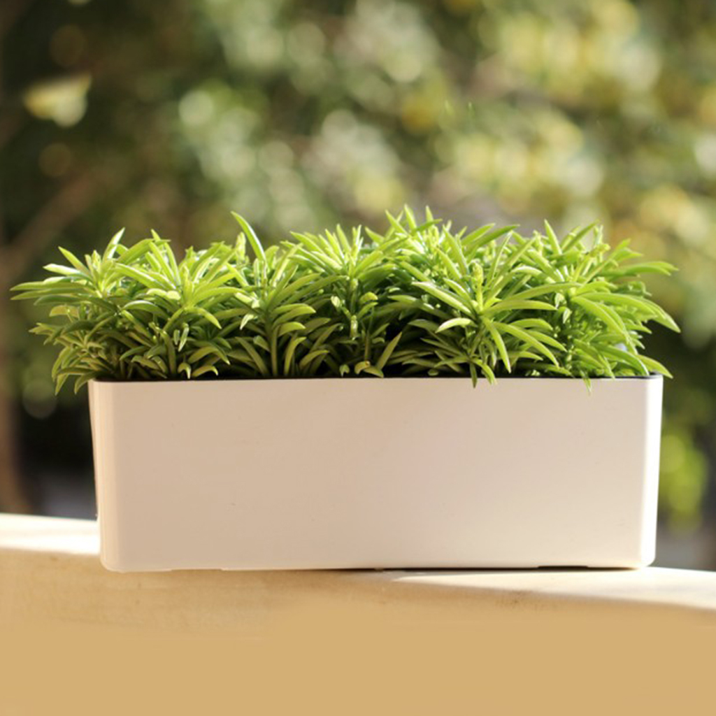 Self Watering Planter Rectangular