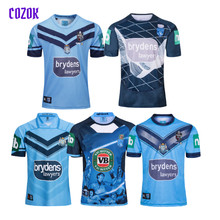COZOK NSW Blues 2020 RUGBY JERSEY Size: S-3XL--5XL