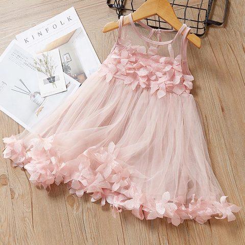 verao crianca fantasia vestidos princesa bonito retalhos