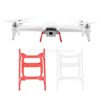Antypoślizgowe podwozie o przedłużonej wysokości statyw na nogi dla Xiaomi FIMI A3 Drone tanie i dobre opinie BRDRC CN (pochodzenie) Landing Gear 13 5x8cm 5 3x3 1in Plastic White Red(Optional) for Xiao-mi FIMI A3 1 Pc