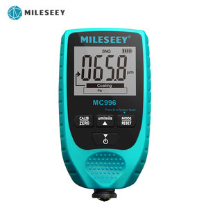 Image 1 - MILESEEY Thickness Gauges MC996 Paint Thickness Gauge Auto Thickness Tester Car Paint Thickness
