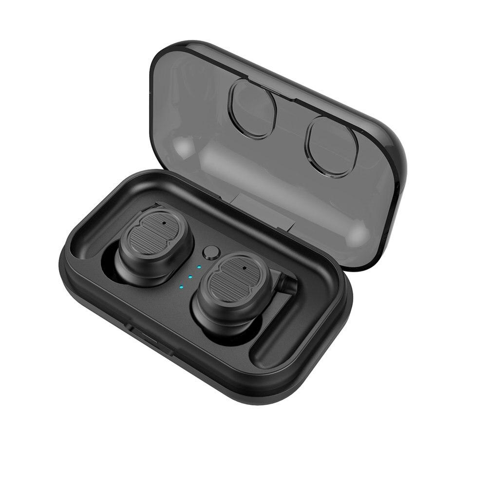 Беспроводные наушники-вкладыши с сенсорным управлением, наушники для близнецов, наушники с шумоподавлением, гарнитура с зарядным устройством