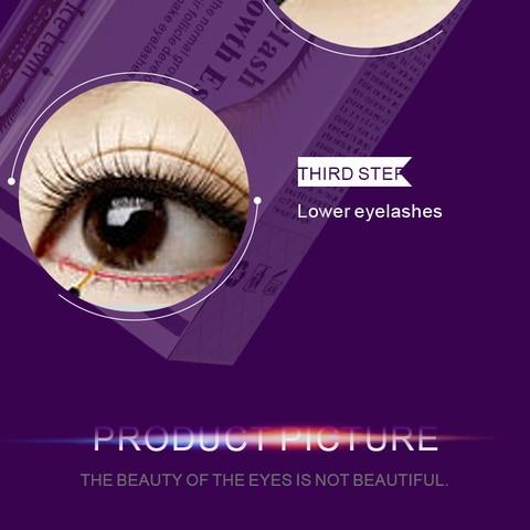 Eyelash Enhancer Essence Eyelash Growth Serum Treatment Natural Herbal Moisturizing Eye Lashes Mascara Lengthening Longer TSLM2 Multan