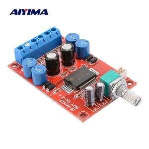 Image 1 - AIYIMA TA1101B Power Amplifier Audio Board 10W+10W Stereo 2.0 Class T Digital Amplifiers Speaker Home Sound Theater DIY