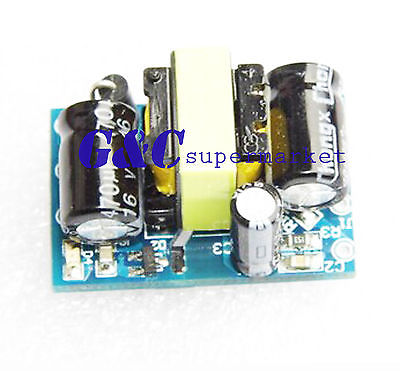 New 9V 500mA 4.5W AC-DC Step Down Isolated Switching Power Supply Module diy electronics