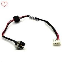 Novo portátil dc power jack cabo de carregamento para toshiba satélite p750 p750d p755 p755d