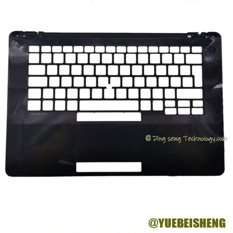 Новинка, подставка для рук для Dell Latitude 7470 E7470, верхняя крышка клавиатуры, Безель RDVRW 0RDVRW