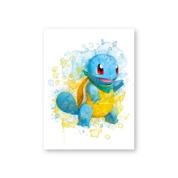 Pokemon-Watercolor-Wall-Art-Canvas-Posters-Painting-Pikachu-Eevee-Squirtle-Vulpix-Charmander-Wall-Pictures-Print-Kids.jpg_640x640