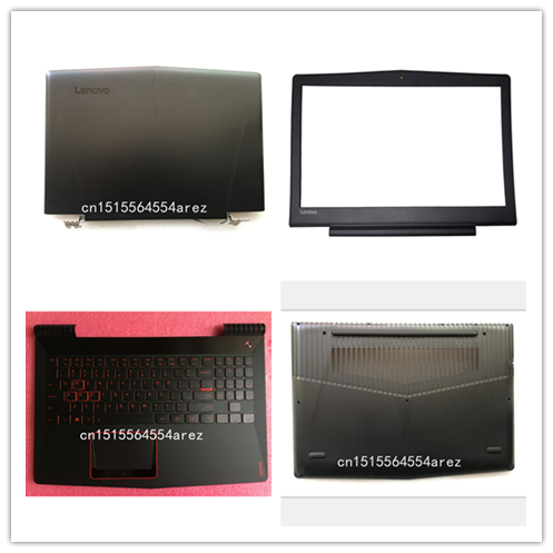 New Original laptop <font><b>lenovo</b></font> Legion <font><b>Y520</b></font> R720 <font><b>Y520</b></font>-15IKB <font><b>Y520</b></font>-15 LCD Rear Lid/LCD Bezel/Palmrest/Base cover <font><b>case</b></font> image