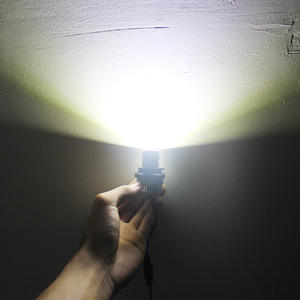 Image 5 - FSYLX 10W 6000K led melek gözler bmw e60 LED işaretleyici ışıkları Halo yüzükler BMW E39 E53 e65 E66 E60 E61 E63 E64 E87 araba styling