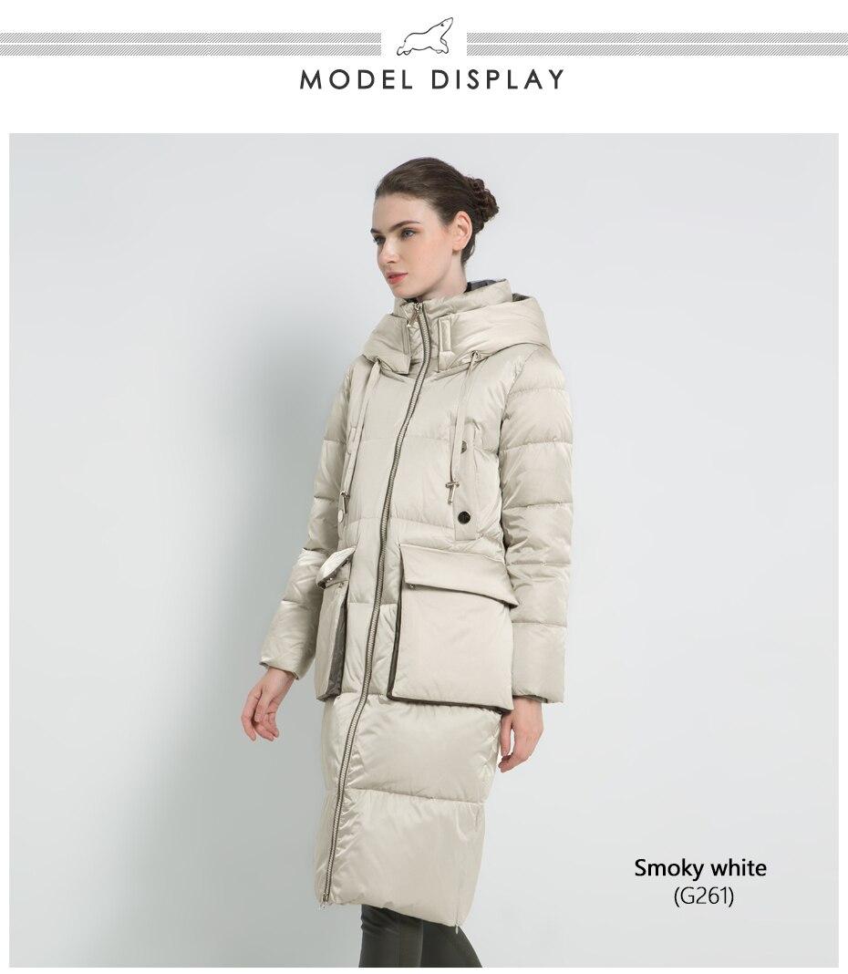 2019 nowa zimowa damska płaszcz duża kieszeń kobiet kurtka