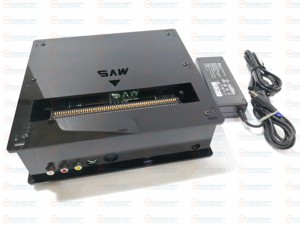 Image 1 - CMVS BOX JAMMA CBOX Motherboard MVS  1C to DB 15P NEO GEO SNK Joypad PS2 Gamepad With AV RGBS Output for Game Cartridge TV Games