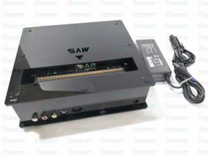 Image 1 - CMVS תיבת JAMMA CBOX האם MVS  1C כדי DB 15P NEO GEO SNK Joypad PS2 Gamepad עם AV RGBS פלט עבור משחק מחסנית משחקי טלוויזיה