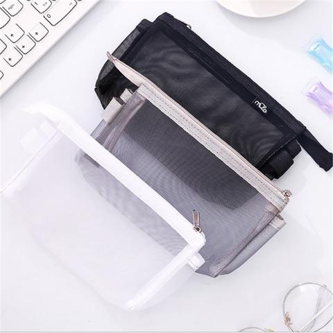 Vogvigo Travel Cosmetic Bag Women Zipper Make Up Transparent Makeup Case Organizer Storage Pouch Toiletry Beauty Wash Kit Bags Karachi