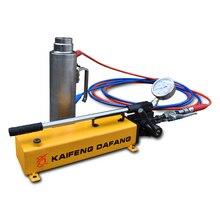 High pressure pump hydraulic hand pump manual hand oil pump with manual control valve hydraulic directional control valve zdr6da1 30 210ym superimposed pressure reducing valve hydraulic system