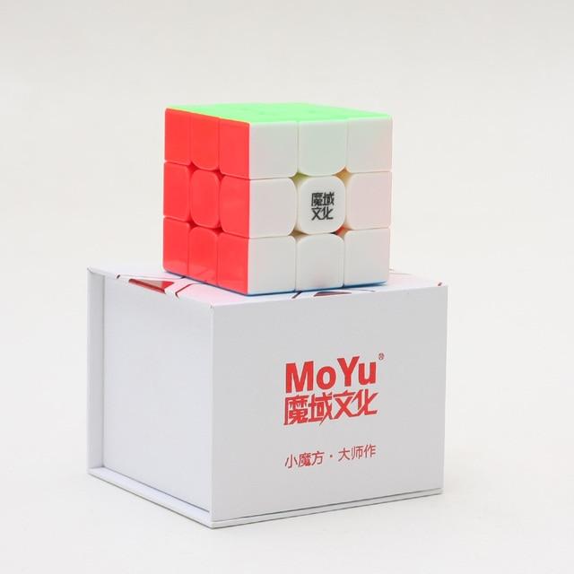Neo Cube GTS3M MoYu Weilong GTS V2 V3 M 3x3x3 Magnetic Magic Cube Puzzle GTS 3M 3x3 GTS2 M Speed cubo magico eudcation Kids toys 6