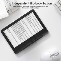 LCD 7 inch E book Reader e ink screen smart with HD resolution digital e book Video MP3 music player Built in 1200mah battery
