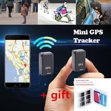 Мини-GF-07 gps-трекер для автомобиля, длительное время ожидания, магнитное устройство слежения для автомобиля/человека, трекер местоположения, gps-система локатора