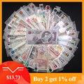 52 шт. заметок из 28 стран UNC-НАСТОЯЩИЕ Оригинальные банкноты с сумкой красный конверт World Note коллекционные подарки наборы для банкнот