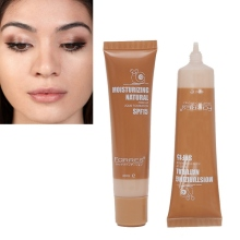 Smooth Cream Foundation Freckle Dot Cover Concealer Makeup Cosmetics 1pcs