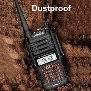 Image 3 - Professionnel Baofeng UV 9R Plus 18W jambon CB Radio Comunicador talkie walkie radio bidirectionnelle 10 50km vhf uhf baofeng uv9r plus