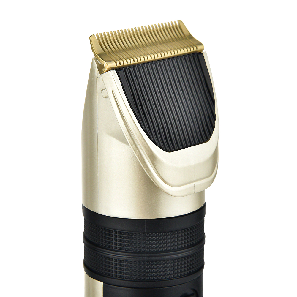 Powerful Cordless Rechargeable Low Noise Pet Grooming Trimmer 9