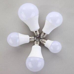 Image 2 - E27 Ha Condotto La Lampadina Luce Bianco Della Natura Bianco 4000k 6500k Bianco Caldo 3000k 220V 230V 5W 7W 9W 12W 15W Lampadina A Risparmio Energetico Lampada Della Sfera di Bubbe
