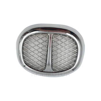 Motorcycle Accessories Horn cover Electroplated plastic Horn trim cover for Honda CREA50 AF54 Pedal motorcycle